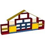 Модульная группа Теремок 2 - мебель для детских садов
